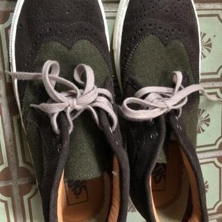 バンス 靴