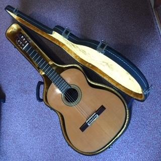 手造りギターの工芸品 松岡良治 クラシックギター M40 美品