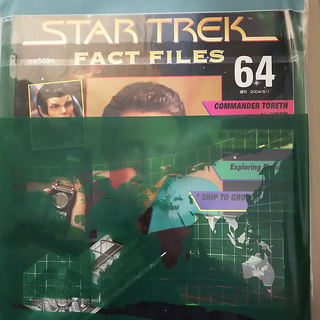 STAR TREK FACT FILES
