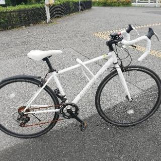 一年立ってないroad bike
