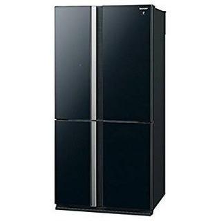 シャープ(SHARP) 4ドア冷蔵庫 612L プラズマクラスタ...