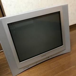 ブラウン菅テレビ。 SONY トリニトロン