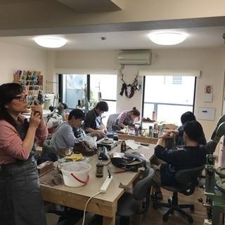 初めてでも出来る、靴作りの教室👠