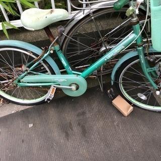 ジャンク自転車 子供用