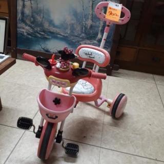 値下げ ミニー三輪車