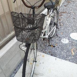 【取引中】ジャンク自転車