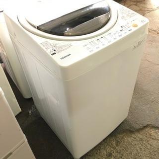 2013年製TOSHIBA電気洗濯機AW-60GL
