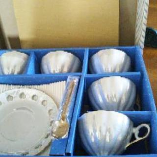 コーヒーカップのセット  5セット入