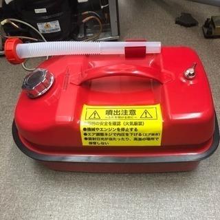 ガソリン携行缶/亜鉛メッキ鋼板 10L [消防法適合品]