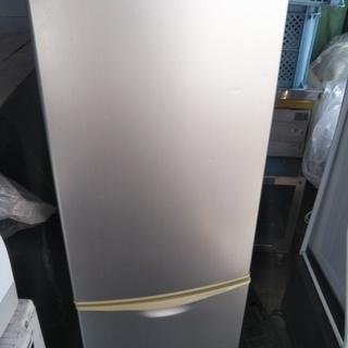 冷凍冷蔵庫★162L★