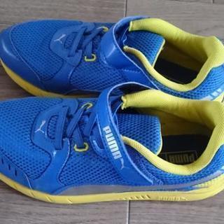 プーマ22㎝靴