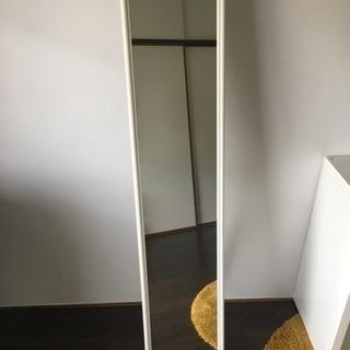 IKEA 鏡 flaknan