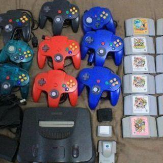 Nintendo任天堂 数種 本体やソフト