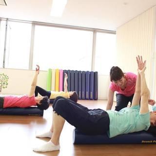 7月25日(木)【募集】鍛えるのではなく整える体幹トレーニング