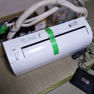 【6月末まで】2.5万円★ほぼ新品エアコン