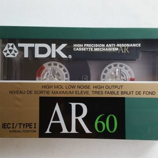 未開封 カセットテープ ノーマル60分