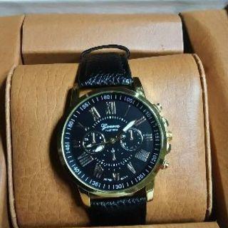 腕時計 レディース ブラック