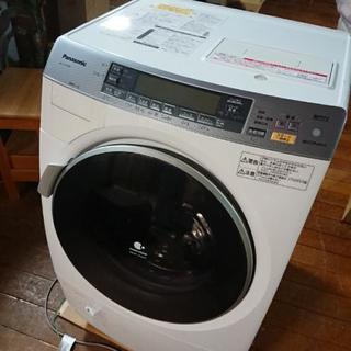 Panasonic ドラム式電気洗濯乾燥機 - 宇治市