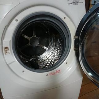 Panasonic ドラム式電気洗濯乾燥機 - 家電