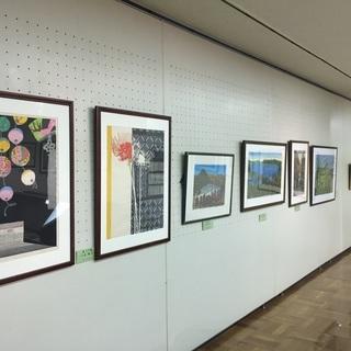 第17回 静岡市版画協会展