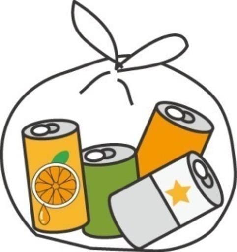缶 回収 アルミ
