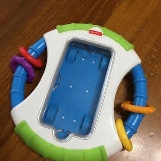 赤ちゃん ぐずり対策 iPhone ケース フィッシャープライス