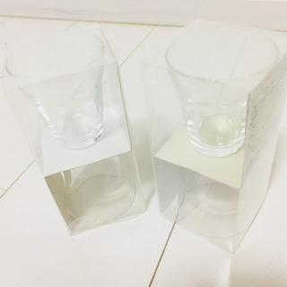 ソーダガラス 2個セット