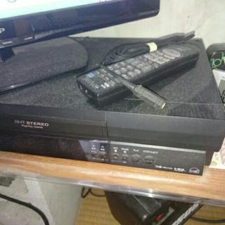 victor ビデオレコーダー VHS と リモコン - 沖縄市