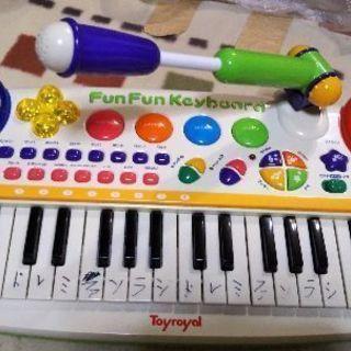 鳴らない電子ピアノ