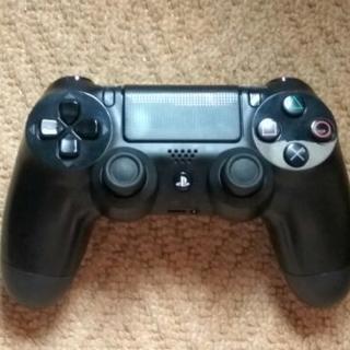 PS4コントローラー ブラック
