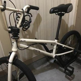 BMX モーテルワークス 自転車 白色