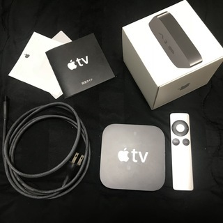 appleTV 第三世代