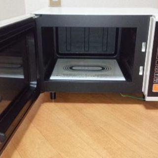 【商談中】東芝オーブンレンジ2014年製