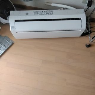 エアコン 6畳用の画像