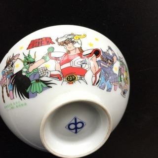 聖闘士星矢 子供用茶碗 中古 高知市 引取限定