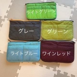 【♪送料無料~Bag in Bagバッグインバッグ~まとめ買い割引あり!】 - 売ります・あげます