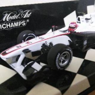 1/43 ザウバーモータースポーツC29小林可夢偉2010本選仕様