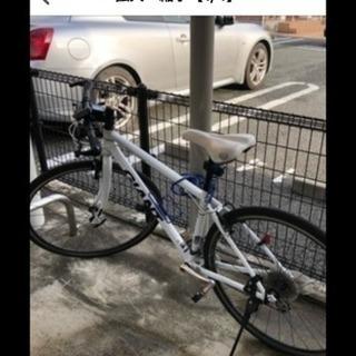 女性用の自転車譲ってください
