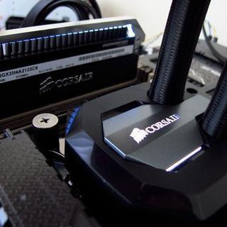 Corsair 水冷CPUクーラー H80i GT / V2 H1...