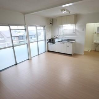 【初期費用は家賃のみ】熊本市北区、珍しい1LDKの初期安物件【保証...