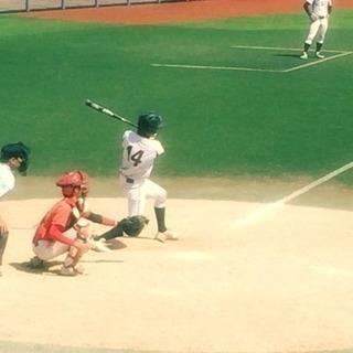 野球の助っ人承ります。