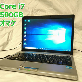 Core i7 / Win7 / office / ノートPC /...