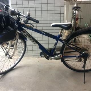お取引中 26インチの子供用自転車 難あり