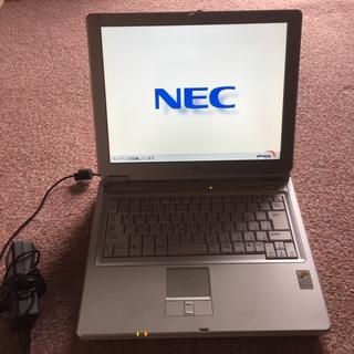 NEC ノートパソコン 型番 PC-LL3508D