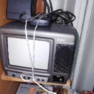 6インチテレビ