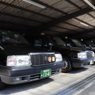 養成タクシー営業ドライバー(現在二種免許なくてもOK)