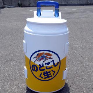 ★☆非売品☆★キリン のどごし生 オレたちのクーラー缶 キャリー...