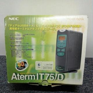 6.5 NEC PC-IT75D1A ISDNターミナルアダプタ[...
