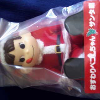 おすわりペコちゃん サンタさん/クリスマス