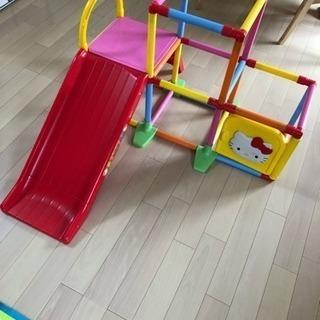 室内滑り台